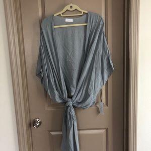 Sage the Label Kimono